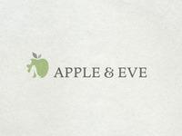 Apple & Eve Colour Logo