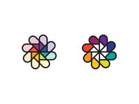 Colour Picker & Swatch iOS App Icon Design