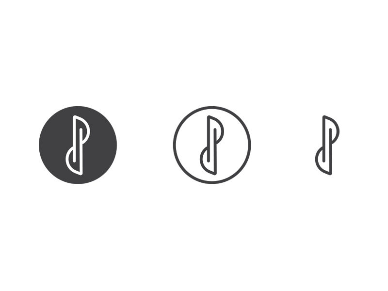 pd monogram logo design by the logo smith dribbble