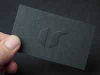 UPRAW Business Card & Logo Design
