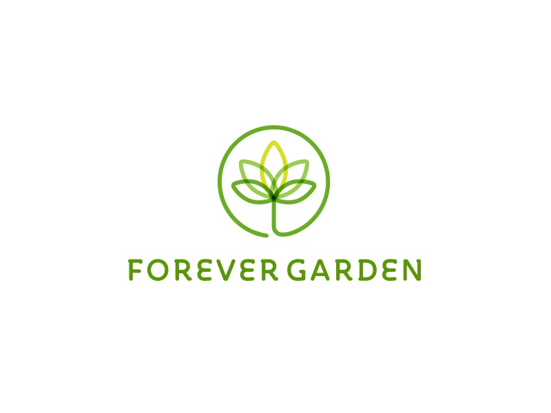 Forever Garden Logo & Brand ID Design by The Logo Smith ...