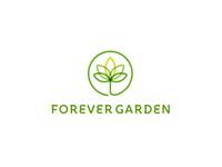 Forever Garden Logo & Brand ID Design