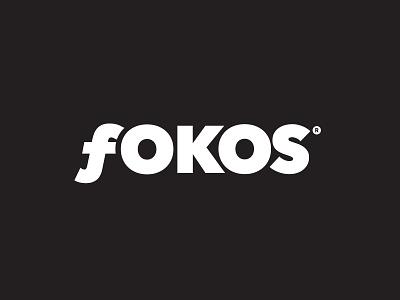 fOKOS Photography Magazine Logo & Masthead Design magazine masthead photographic photography identity branding logo design portfolio logo