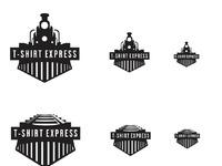 T shirt expresss logo idea sheet