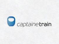 Captaine Train Logo Concept