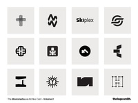 Monomark Archive Card - Volume 2 by The Logo Smith