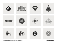 Monomark Archive Card - Volume 3 by The Logo Smith