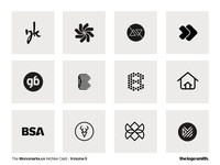 Monomark Archive Card Volume 5 By The Logo Smith