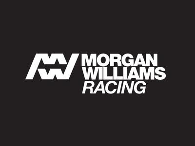 Morgan Williams Racing Logo Designed By The Logo Smith