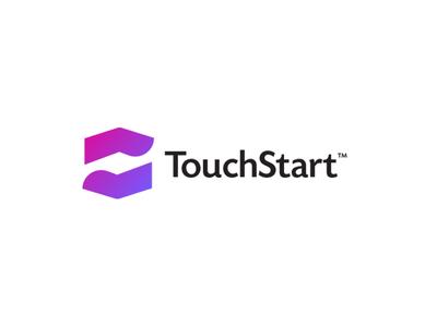 TouchStart Performance Logo Design By The Logo Smith