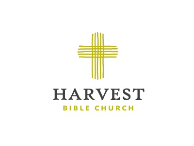 Harvest Bible Church Logo church logo design portfolio cross religious