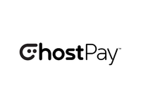 Ghost pay cryptocurrency logo designed by the logo smith 1