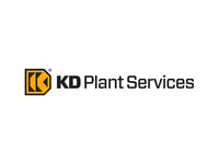 KD Plant Services: Heavy Machinery Hire Logo by @TheLogoSmith