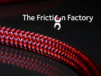 Friction Factory Logo 1st Concept
