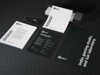 HITT Gaming Studio Logo & Brand Identity by @TheLogoSmith