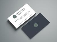 Perry Referrals Logo, Brand Identity & Stationery Design