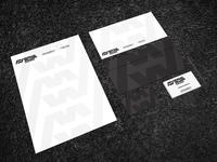 Morgan Williams Racing Logo & Brand Identity by @TheLogoSmith