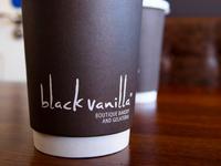 BlackVanilla Logo & Brand Identity Design