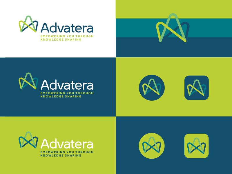 Advatera Logo Redesign By The Logo Smith logo marks logo designer brand brand identity logos icon typography branding identity portfolio logo logo design
