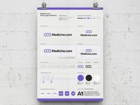 Brand Logo Usage Guidelines A3 Poster – Download Free Template
