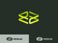 Rebase Logo Style 2
