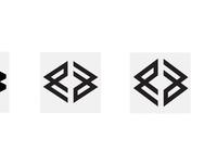 Logomark heights