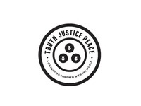 'Truth. Justice. Peace.' Logo and Rebrand