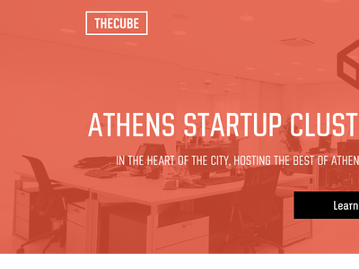 Coworking Space landing page coworking space flat