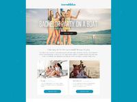 Bachelor landing page