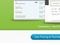 Web application header