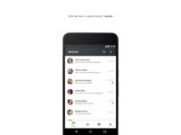 Bottom Bars Exploration - WeChat