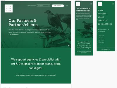process_web_studio_factors agency website web design web ux ui identity brand