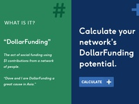 Dollarfund UI section