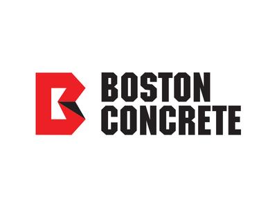 Boston Concrete Logo