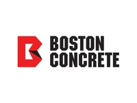 Boston Concrete Logo