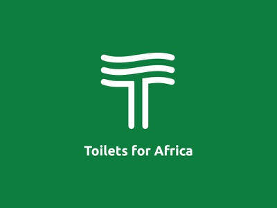 Toilets For Africa charity africa nonprofit giving brand identity