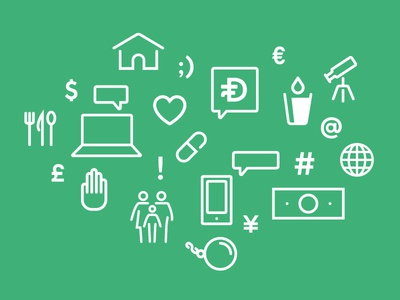 Dollarfund Icons