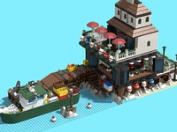 Lego - Sea to Table - VOTE NOW