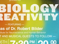 Biology of Creativity Poster
