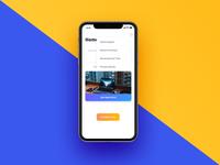 Hashtag Generator App Design