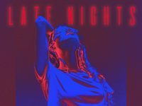 Late Nights - Poster Design