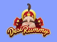 Desi Rummy Game Logo