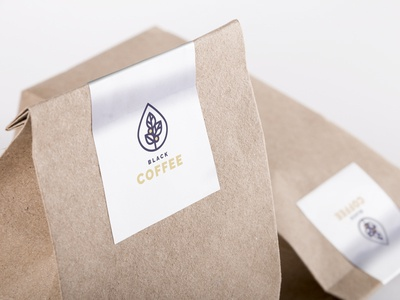 Logo Black Coffee