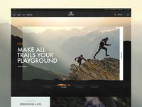 Salomon Homepage
