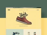 Keen Footwear - AD 2