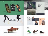 Keen Footwear - AD 1