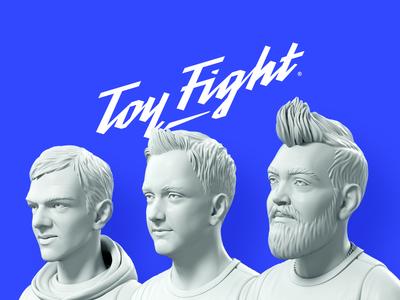ToyFight Headshots
