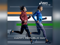 Asics (Social Media Republic day Post)