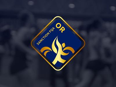 Another Quebec Athletics logo sanction vector running illustration logo branding