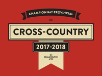 Cross-Country running poster #2